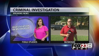VIDEO: Standoff leads to investigation in Muskogee