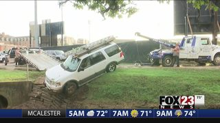 Storms bring flooding to Stillwater