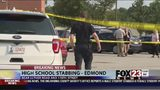 VIDEO: Teen in custody after stabbing of 14-year-old girl at Luther High School