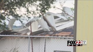 National Weather Service rates two EF-1 tornadoes in Green Country Sunday