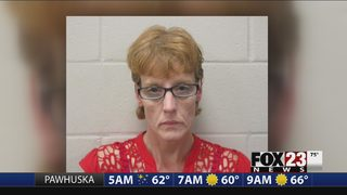 Woman arrested after deadly Bartlesville hit-and-run