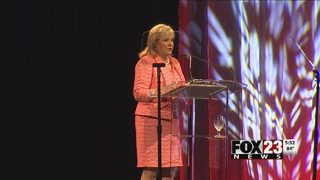 VIDEO: Fallin delivers State of the State address in Tulsa