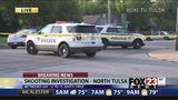 VIDEO: Police looking for north Tulsa shooting suspect
