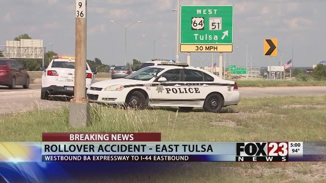 Fatal wreck on Tulsa highway | FOX23