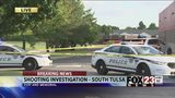 VIDEO: Tulsa police respond to 71st and Memorial shooting