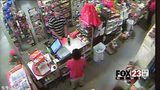 VIDEO: Robbery investigation