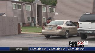 TPD: Driver hit 11-year-old kid with car at north Tulsa apartment complex