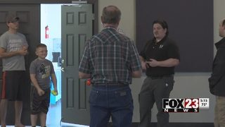 Glenpool church practices for active shooter