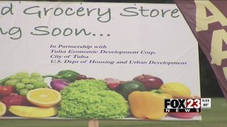New grocery store planned for north Tulsa