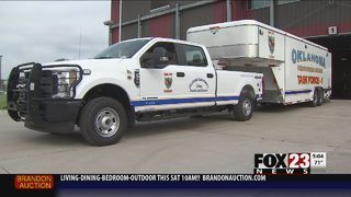 Oklahoma Task Force One crew returns from hurricane Florence