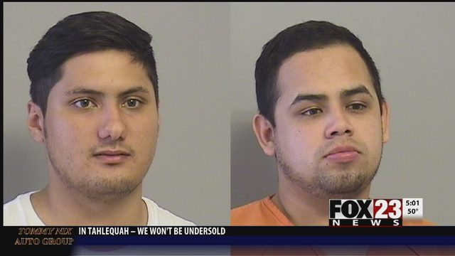 Two Arrested After Cartel Related Drug Bust In Tulsa Fox23