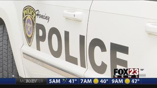 Hominy police investigate report of man grabbing student walking to school