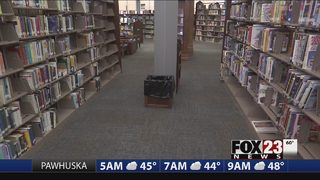 VIDEO: Bed bug problem in Bartlesville library