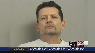 VIDEO: Fraid suspect arrested on multiple charges
