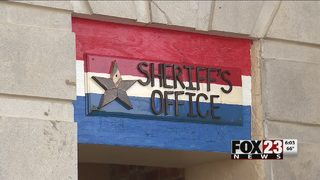 VIDEO: Sheriff accused of embezzlement