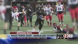 VIDEO: Beggs community responds to triple shooting