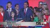 VIDEO: Kevin Stitt declares victory in race for governor