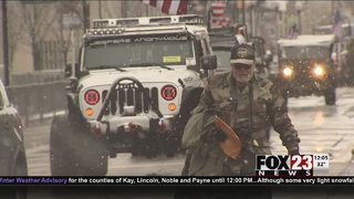 Tulsa Veterans Day parade canceled for first time in 100 years