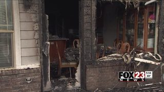 Fire in Catoosa under investigation