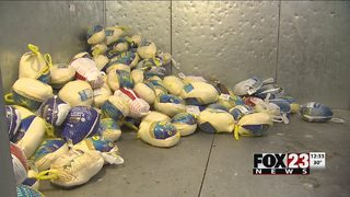Mission asking for turkey donations for Thanksgiving