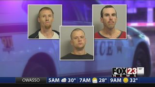 VIDEO: Multiple people arrested after car theft