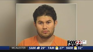 VIDEO: Police arrest man after chase and illegal hunting
