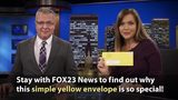VIDEO: Look for these envelopes