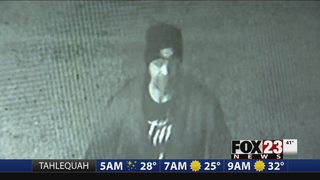 Man steals Christmas decoration from Coweta home