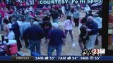 VIDEO: Brawl breaks out at Oklahoma high school basketball game