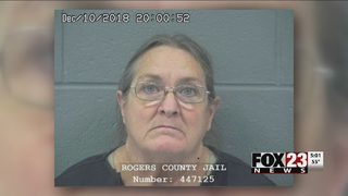 Rogers County woman accused of abandoning autistic grandson at Kansas rest stop