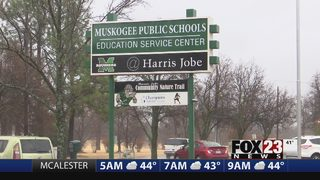 Muskogee mother says her son was arrested after school absences