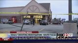 VIDEO: Police investigating deadly Walgreens shooting in south Tulsa