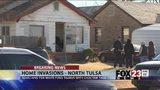 VIDEO: Police investigating related Tulsa home invasions