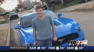 Interview: Hear from family of Tulsa teen killed in accidental shooting