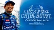 NASCAR Sprint Cup Series rising star Kyle Larson is back in Tulsa, hoping to win the Chili Bowl Nationals for the first time in his career. He's been coming to Tulsa every January to compete in the biggest event in midget car racing since 2008.