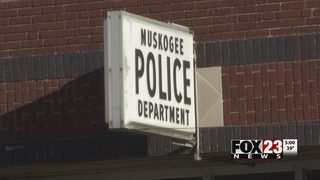 Muskogee police arrest person-of-interest in homicide