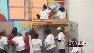 Hundreds volunteer for a day of service
