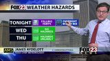 Winter Weather Advisory issued Tuesday for parts of Green Country