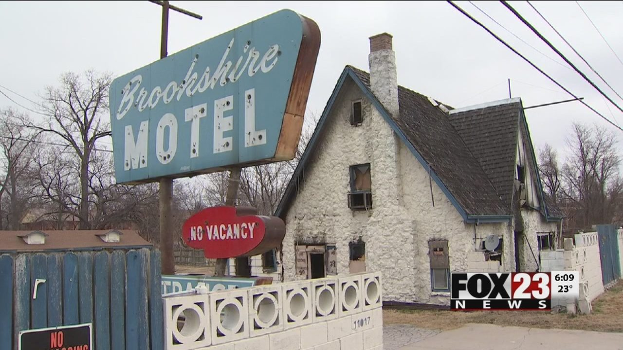 Route 66 Brookshire Motel On List Of Oklahomas Most Endangered