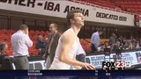 VIDEO - From manager to player for OSU hoops