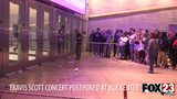 WATCH: Crowd Rushes Doors of BOK Center