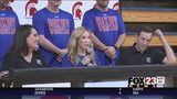 Ainslie Lane realizing dream with first D1 women's wrestling team