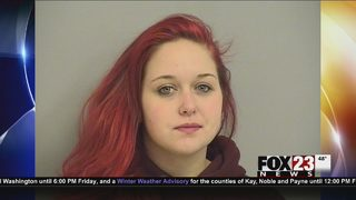Broken Arrow police arrest woman accused of breaking-in cars, stealing credit cards