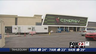 Cinergy Entertainment to open Tulsa location in April