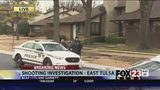 VIDEO: Police investigate shooting near 11th and Garnett in east Tulsa