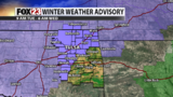 Winter weather possible Tuesday, Winter Weather Advisory issued, TPS cancels activites