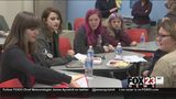 VIDEO: Tulsa students receive responses after writing letters to incarcerated women