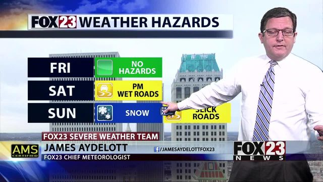Winter Weather Holding On | FOX23