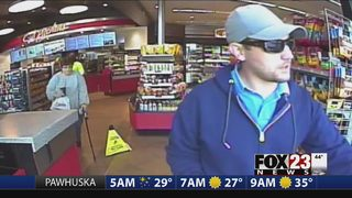 Osage County deputies searching for man accused of stealing lottery tickets