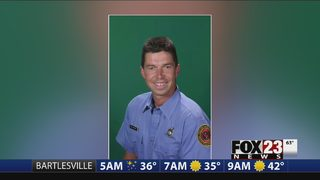 Tulsa fire department mourning loss of former firefighter